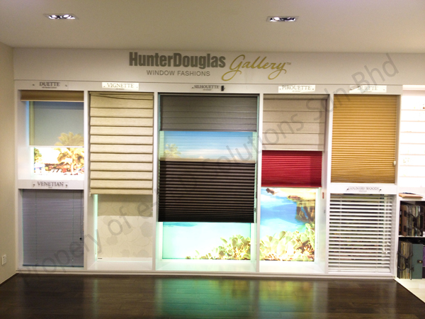 LED Projects - Hunter Douglas Sample Photo 1a