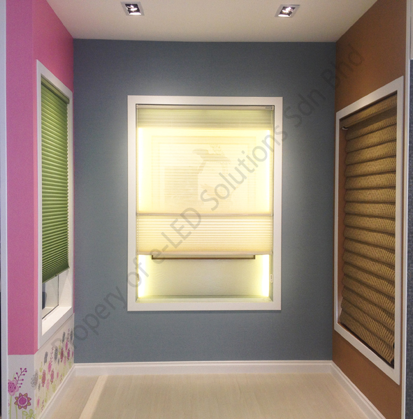 LED Projects - Hunter Douglas Sample Photo 3a