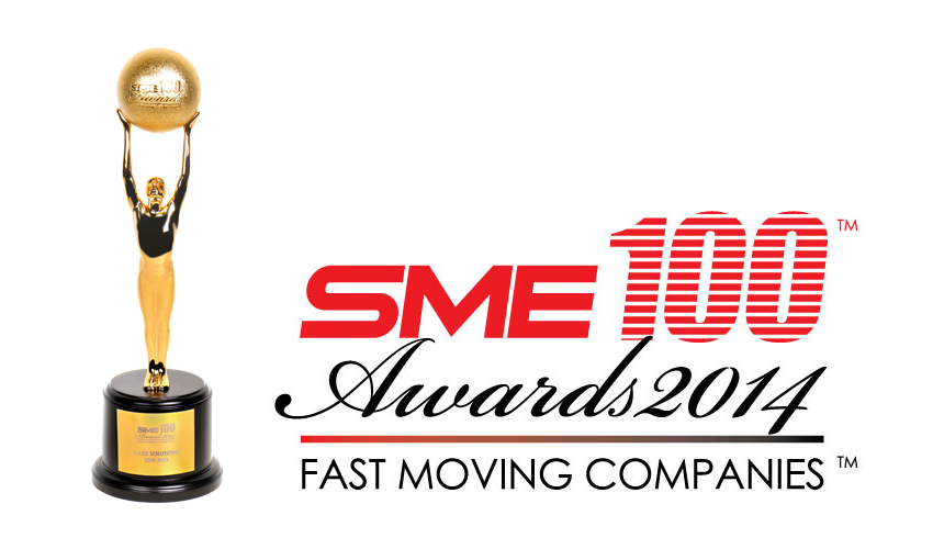 SME 100 Award 2014