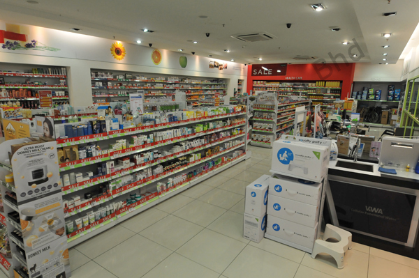 LED Projects - Vitacare Pharmacy 1 (Before 600x400)
