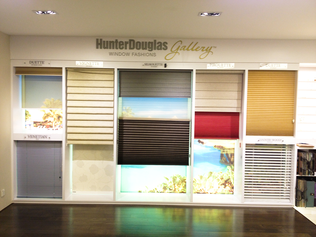 Hunter Douglas @ Jln Maarof (LED Projects)