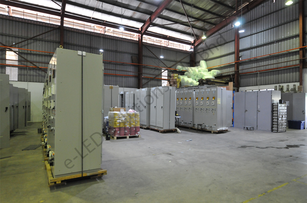 PSI In-Control Factory (LED Projects)