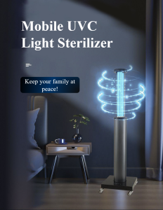 Mobile UVC Disinfection Light (Business Use)